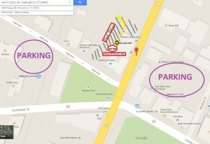 RSD 2015 PARKING DIAGRAM